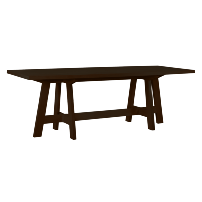table be farm oak axis71 wenge zeeloft