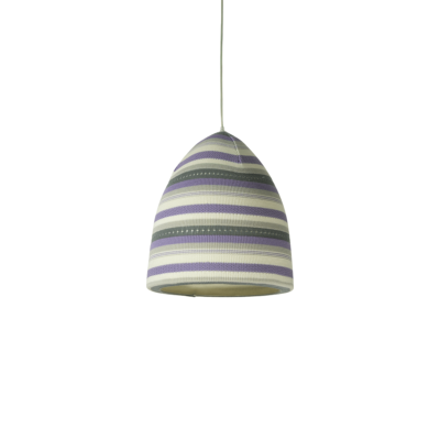 suspension flower stripe violet inesartdesign zeeloft