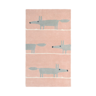 tapis mr fox blush scio living zeeloft