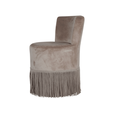 fauteuil chic taupe opjet zeeloft