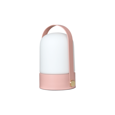 lampe top rose opjet zeeloft