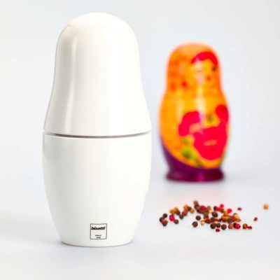 moulin a epices matryoshka blanc h15 bisetti zeeeloft