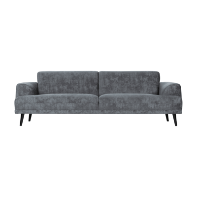 canape brush gris velours bepurehome zeeloft