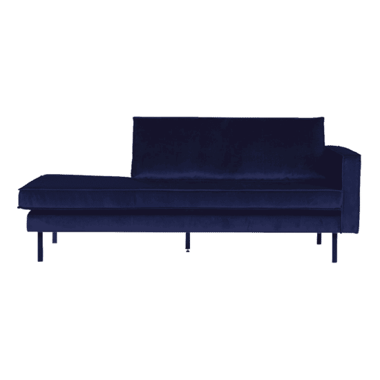 daybed rodeo droit bleu nuit bepurehome zeeloft