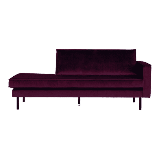 daybed rodeo droit rouge bepurehome zeeloft