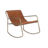 rocking chair karisma bizzotto zeeloft