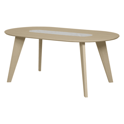 table lago chene blanc tema home zeeloft