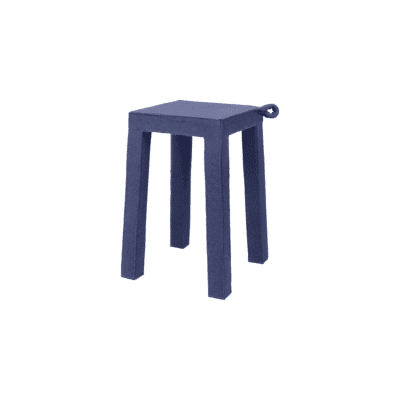 tabouret handle bleu tema home zeeloft