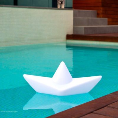 lampe paper boat outdoor goodnight light zeeloft