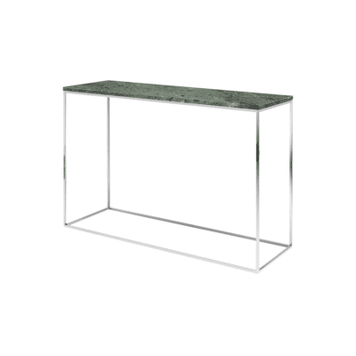 console gleam vert chrome tema home zeeloft