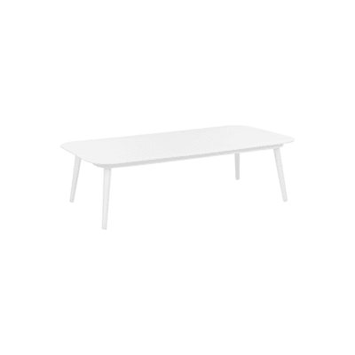 table basse aloha blanc bizzotto zeeloft