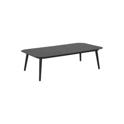 table basse aloha noir bizzotto zeeloft