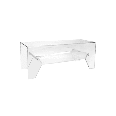 table basse rialto transparente iplex zeeloft