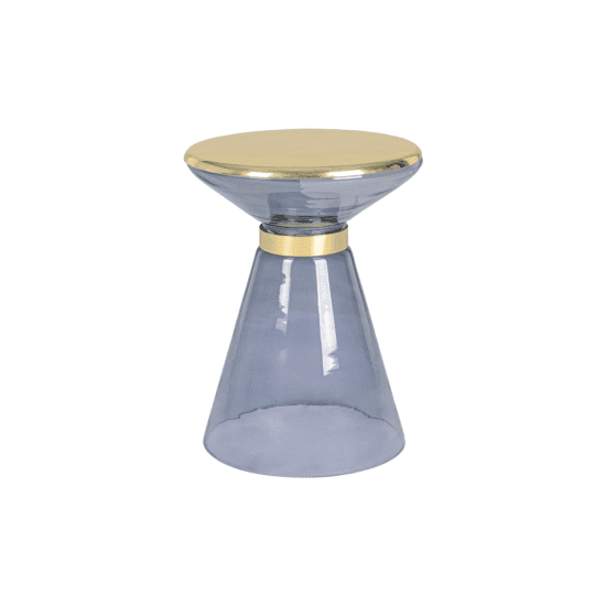 table appoint meriel gris bizzotto zeeloft