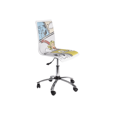 chaise de bureau young comics bizzotto zeeloft