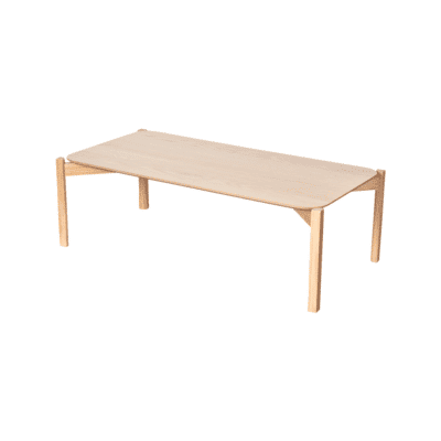 table basse olga rectangle chene opjet zeeloft