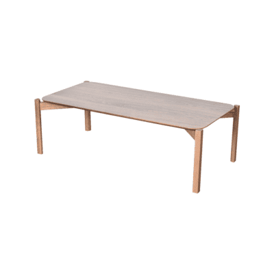 table basse olga rectangle noyer opjet zeeloft