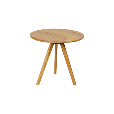 Table d'appoint Iban chene andrea house zeeloft